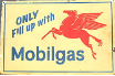 MOBILGAS Only Fill Up With